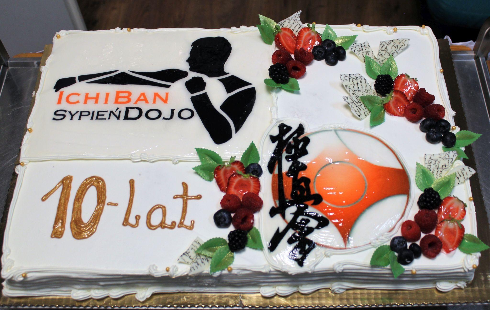 Urodziny Klubu Ichiban Sypień Dojo